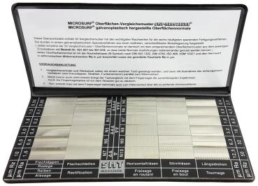 Surface Roughness Comparators - SMT-MESSZEUGE